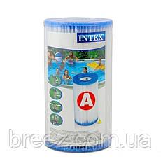 Сменный картридж для фильтр насоса Intex 29000-6 тип А 6 шт 20 х 10.7 см , фото 3