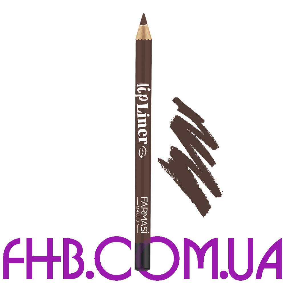 Олівець для губ Lip Liner 227 шоколадний