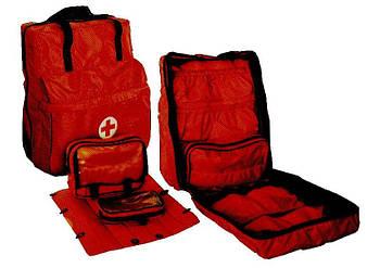 Рюкзак для спасателей мчс и полевых госпиталей мо сур медицинский