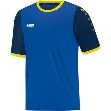 Футболка Jako Jersey Leeds S/S 4217-43-1 детская цвет: синий