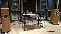 High End акустика и ламповый усилитель Trident Sound в Holywood UA Recording Space