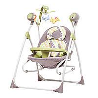 Кресло-качалка CARRELLO Nanny CRL-0005 Green Tree