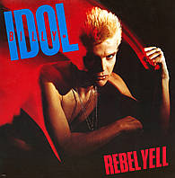 CD диск Billy Idol - Rebel Yell , фото 1