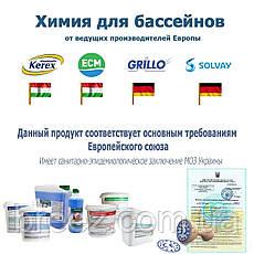 Альгекс ТОП концентрат препарат для очистки от водорослей Kerex 5 л Венгрия, фото 3
