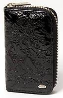 Ключница Petek 536, Черный, Рептилия, Лакированная
