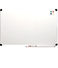 Доска маркерная, сухостираемая, в рамке S-line – 500x350 мм; код - 113550