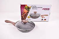 Сковорода с крышкой 26 см Benson BN-543