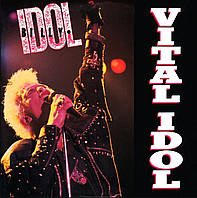 CD диск Billy Idol - Vital Idol