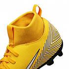 Бутсы детские Nike Superfly VI Club Neymar MG (AO2888 710) Оригинал, фото 4