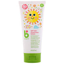 """Детский солнцезащитный лосьон BabyGanics """"Sunscreen Lotion SPF 50+"""" (177 мл)"""