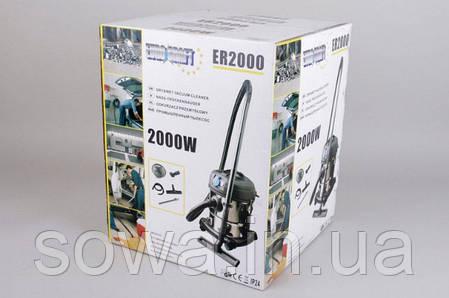 ✔️ Пылесос Euro Craft er2000 / 2000 Вт, 20 л / Гарантия, фото 2
