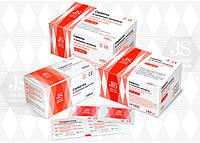 Салфетки стерильные со спиртной пропиткой (30*65, 56*65, 110*125 мм) JS