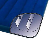 Надувной двухспальный матрас Intex 68759 (152см х203см х 22см), фото 6