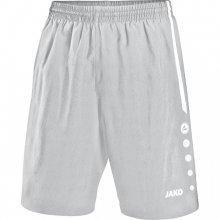 Шорты Jako Shorts Turin 4462-41 цвет: серебристый