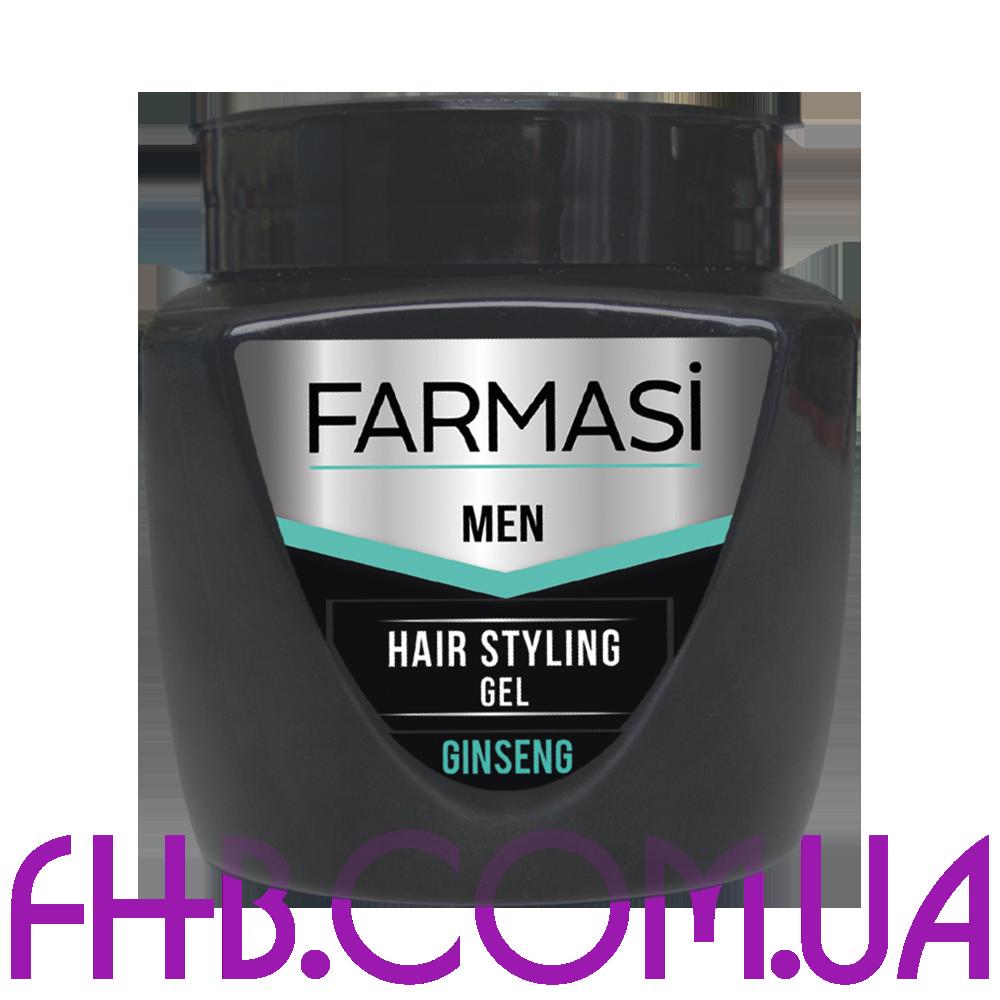 Гель для волосся Farmasi Men
