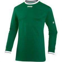 Олимпийка тренировочная Jako United L/S 4383-02 цвет: зеленый