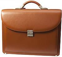 Деловой кожаный портфель Petek 846/M2-000-05, фото 1