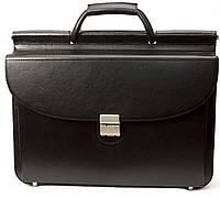 Кожаный двухсторонний портфель Petek 815-000-01, фото 1