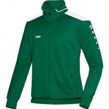 Куртка тренировочная Jako Training Jackets Cup 8783-02 цвет: зеленый