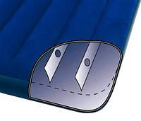 Надувной двухспальный матрас Intex 68755 (183см х203см х 22см), фото 8