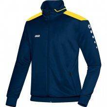 Куртка тренировочная Jako Training Jackets Cup 8783-42 цвет: темно-синий