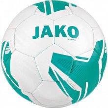 Мяч футбольный Jako Light ball Striker 2.0 MS 2356-04 размер 5 цвет: белый/зеленый