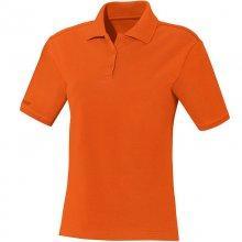 Поло Jako Polo Team 6333-19 детское цвет: оранжевый