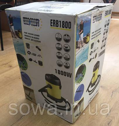 ✔️ Пилосос для басейнів Euro Craft ERB1800  ( 1800Вт, 25л ), фото 2