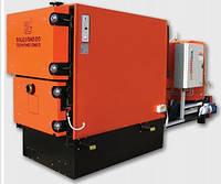 Промышленный водогрейный котел на щепе CSA 800 kW (Италия)