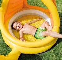 Детский надувной бассейн Intex 57124 Улитка, фото 3
