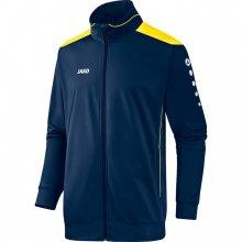 Куртка Jako Polyester Jacket Cup 9383-42 детская цвет: темно-синий/желтый