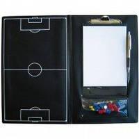 Папка тренера Jako Coaches Folder 2115-08 цвет: черный