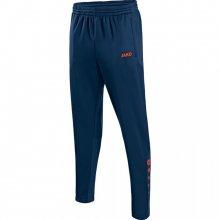 Штаны тренировочные Jako Training Trousers Allround 8415-18 детские цвет: темно-голубой