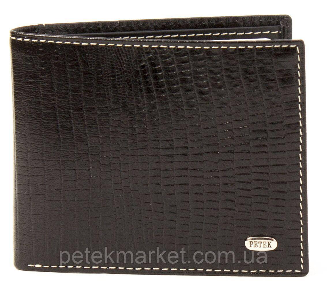 Кожаное мужское портмоне Petek 236/2-041-KD1