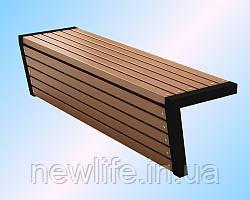 Садовая скамейка, модель Модерн 9
