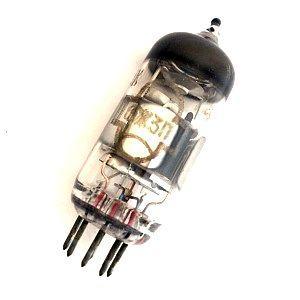 Лампа 6Ж3П Пентод высокой частоты.