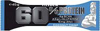 Протеиновый батончик WEIDER 60% Protein bar 45 g Coconut Crisp