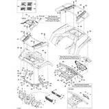 Винт M4 X16 Ski-Doo Can-Am BRP Screw-torx M4x16, фото 2