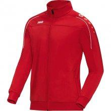 Куртка Jako Polyester Jacket Classico 9350-01 детская цвет: красный