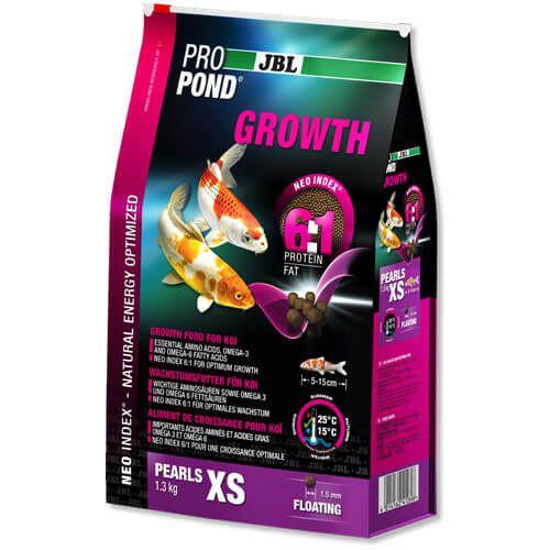 Корм Для Рыб Jbl Propond Growth Корм Для Усиления Роста Карпов Кои Xs, 1.3 Кг