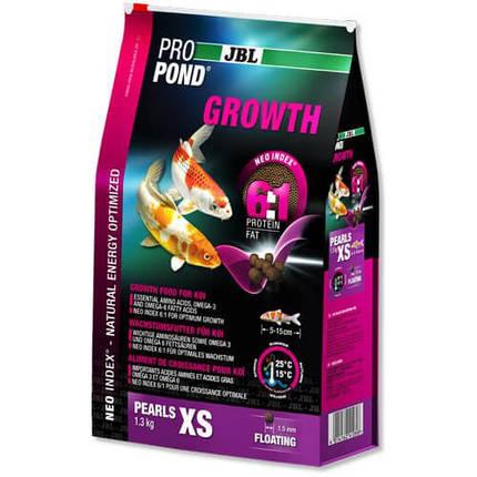 Корм Для Рыб Jbl Propond Growth Корм Для Усиления Роста Карпов Кои Xs, 1.3 Кг, фото 2