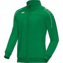 Куртка Jako Polyester Jacket Classico 9350-06 детская цвет: зеленый
