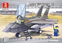 """Конструктор """"Сухопутные войска. Самолет"""" М38-М7200 Sluban"""