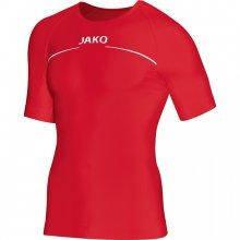 Термофутболка Jako T-shirt Comfort 6152-01 цвет: красный