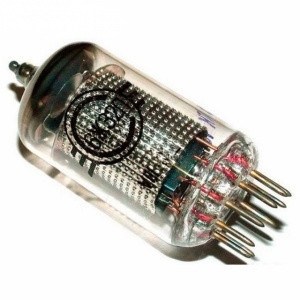 Лампа 6Ж32П малошумящий пентод низкой частоты