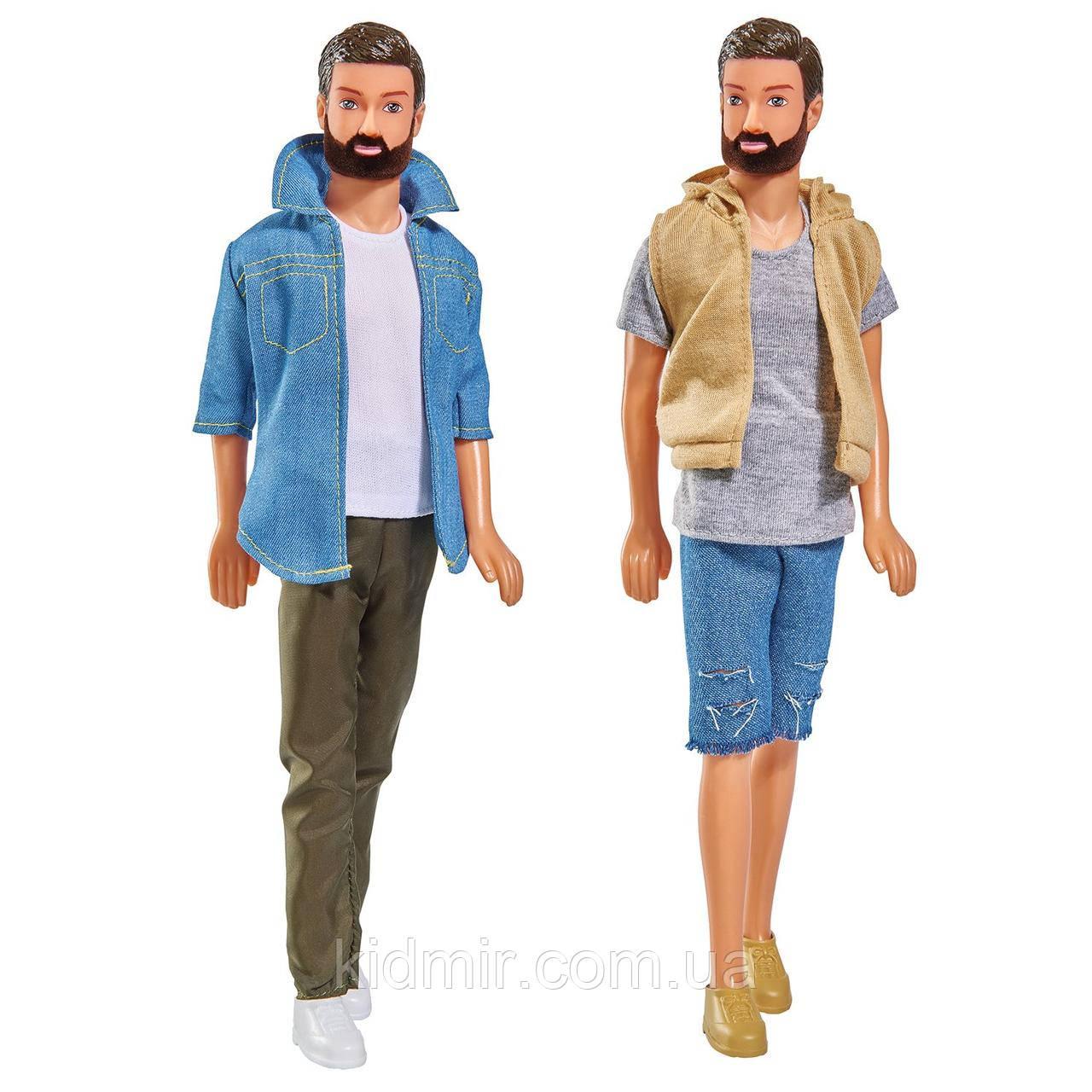 Кукла Кевин с бородой в ассортименте Steffi love Simba 5733241