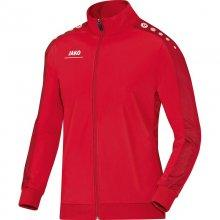 Куртка Jako Polyester Jacket Striker 9316-01 детская цвет: красный