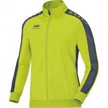 Куртка Jako Polyester Jacket Striker 9316-23 детская цвет: салатовый/антрацит