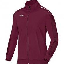 Куртка Jako Polyester Jacket Striker 9316-14 детская цвет: бордовый