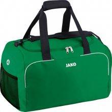Сумка спортивная Jako Sports Bag Classico 1950-06-2 подростковая цвет: зеленый